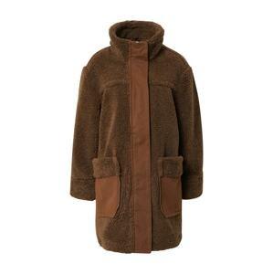 SECOND FEMALE Zimní kabát  hnědá