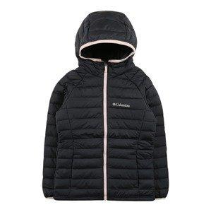 COLUMBIA Outdoorová bunda  černá