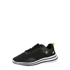 Champion Authentic Athletic Apparel Sportovní boty 'NYAME'  černá / svítivě žlutá