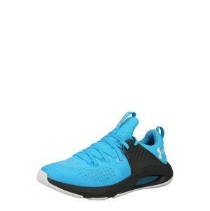 UNDER ARMOUR Sportovní boty  modrá / černá