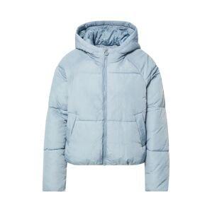 ONLY Zimní bunda 'Ziggy'  světlemodrá