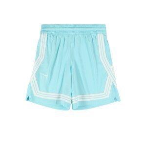 NIKE Sportovní kalhoty  světlemodrá / bílá