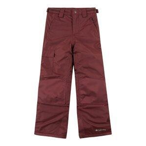 COLUMBIA Outodoor kalhoty 'Y Bugaboo II'  malinová
