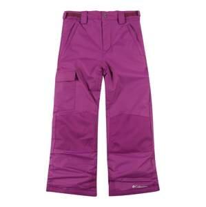 COLUMBIA Outodoor kalhoty 'Bugaboo II'  fialová