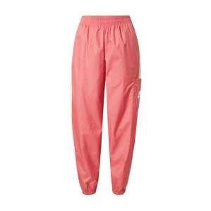Nike Sportswear Kalhoty  pink / bílá