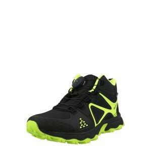 RICHTER Tenisky  černá / svítivě zelená