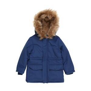 ESPRIT Zimní bunda  modrá