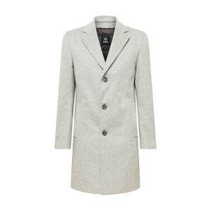 STRELLSON Přechodný kabát 'Adria'  šedý melír