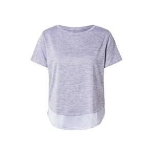 UNDER ARMOUR Funkční tričko 'Tech'  fialová