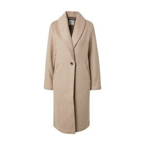 Abercrombie & Fitch Přechodný kabát  velbloudí