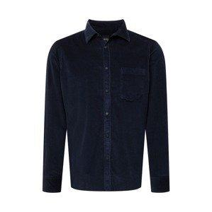 BOSS Casual Košile 'Riou'  tmavě modrá