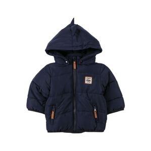 BLUE SEVEN Zimní bunda  tmavě modrá