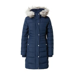 HOLLISTER Přechodný kabát  námořnická modř