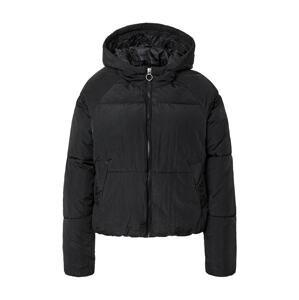 ONLY Zimní bunda 'Ziggy'  černá