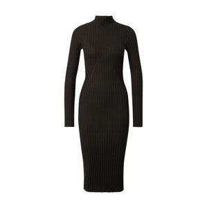 NORR Šaty 'Karlina'  černá