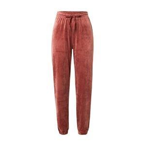 ONLY Kalhoty 'Rebel'  červená