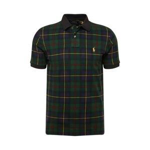 Polo Ralph Lauren Tričko  zlatá / červená / tmavě zelená / námořnická modř / černá