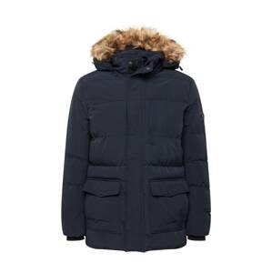 INDICODE Zimní bunda  černá