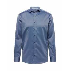 ETERNA Košile 'CITY'  tmavě modrá / kouřově modrá