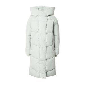 Noisy may Zimní kabát 'TALLY'  světle šedá