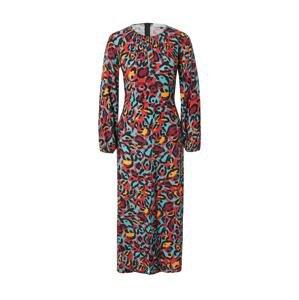 Closet London Šaty  světlemodrá / tmavě červená / světle červená / černá / žlutá
