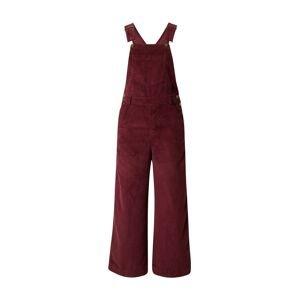 Afends Laclové kalhoty 'Lucie'  vínově červená