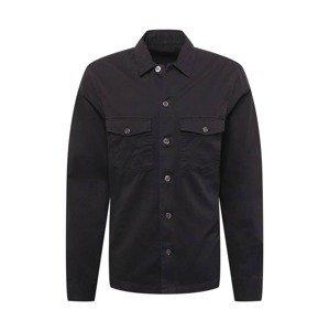 AllSaints Košile  černá