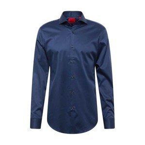 HUGO Košile 'Jason'  námořnická modř