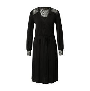 rosemunde Šaty  černá