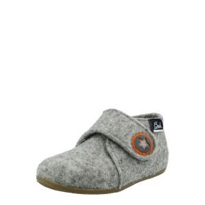 BECK Pantofle 'Snuglies'  šedá