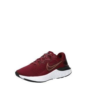 NIKE Běžecká obuv 'Renew Run 2'  vínově červená / tmavě červená