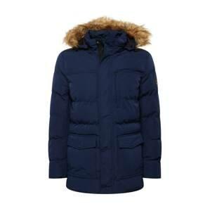 INDICODE Zimní bunda 'Shaw'  námořnická modř