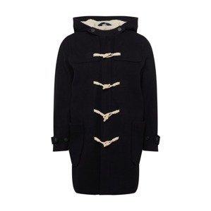 SELECTED HOMME Zimní kabát  indigo / barva bílé vlny