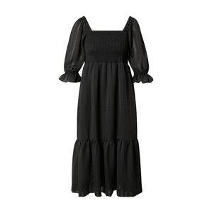 Madewell Šaty  černá