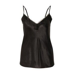 AllSaints Top 'Cami'  černá