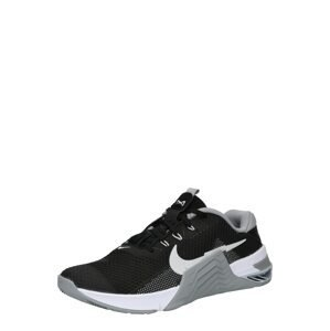 NIKE Sportovní boty 'METCON 7'  černá / bílá