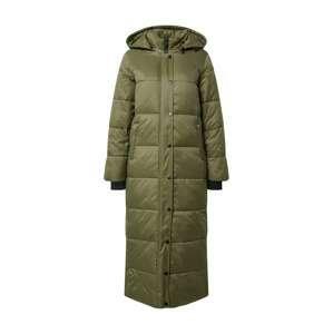 SISTERS POINT Zimní kabát 'Dusty'  khaki