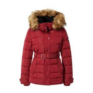 Pepe Jeans Zimní bunda 'Frida'  červená
