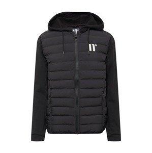 11 Degrees Přechodná bunda  černá