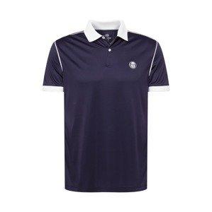 Sergio Tacchini Funkční tričko 'TCP POLO SS MAN'  tmavě modrá