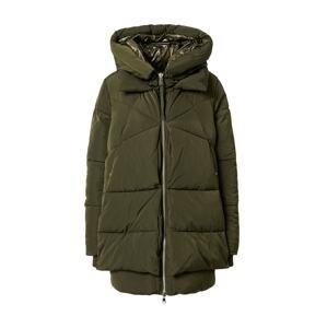 s.Oliver Zimní kabát  khaki