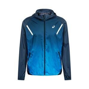 ASICS Sportovní bunda 'LITE-SHOW'  modrá