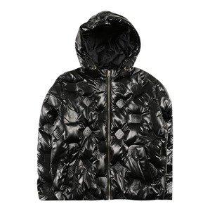 River Island Zimní bunda  černá