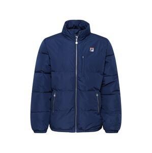 FILA Zimní bunda 'Avventura'  marine modrá / bílá / červená