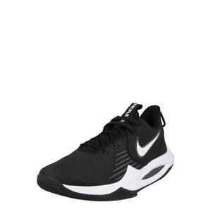 NIKE Sportovní boty 'Precision 5 FlyEase'  černá