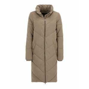 Vero Moda Tall Zimní kabát 'GISELLE'  světle hnědá
