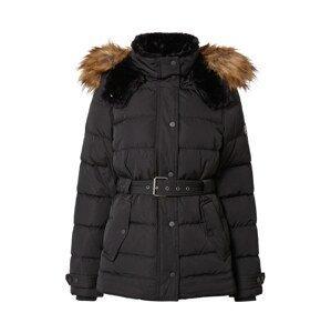 Pepe Jeans Zimní bunda 'FRIDA'  černá