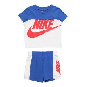 Nike Sportswear Sada  královská modrá / bílá / červená
