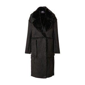 Le Temps Des Cerises Zimní kabát 'FAMBRA'  černá