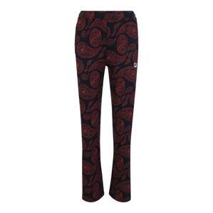 FILA Kalhoty 'CALISTE'  růžová / námořnická modř